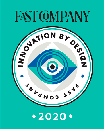 Fast Company's 2020 Innovation by Design Awards in the Wellness category